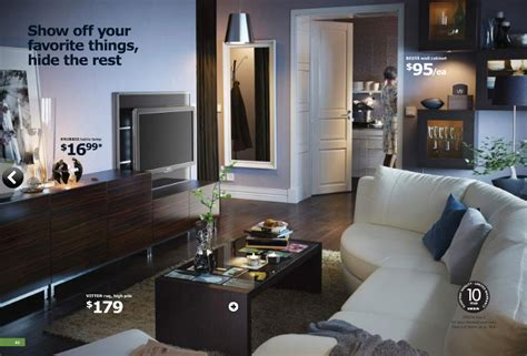 Tv Room Sofa by Ikea 2011 Catalog