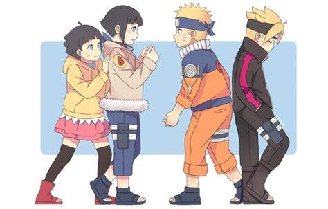 Wallpaper Anime, Art, Naruto, Naruto, Hinata, Boruto