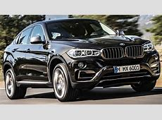 2015 BMW X6 Review, Pictures & MPG