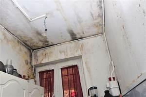 humidite au plafond que faire With probleme d humidite dans maison