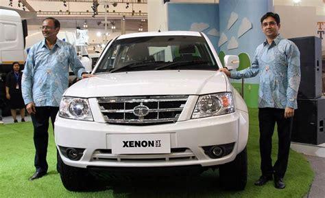 Modifikasi Tata Xenon by Tata Xenon Xt D Cab 4x4 Resmi Dirilis Autos Id