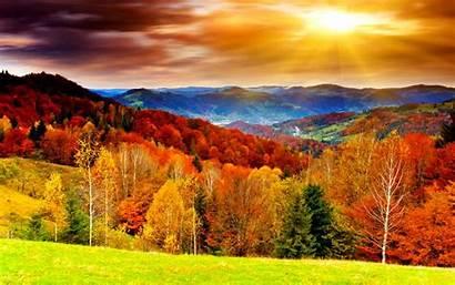 Autumn Scenery Wallpapers Desktop Backgrounds Fall Screensavers