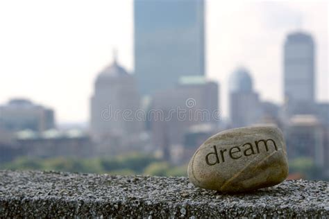Dream big stock image. Image of scrapers, fantasy, dream ...