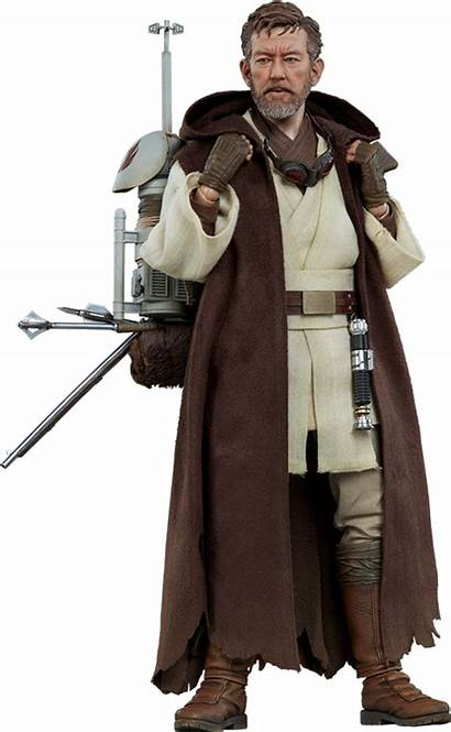 Obi Wan Kenobi Wars Star Figure Sideshow