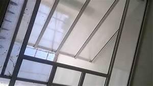 toiture de terrasse en aluminiums39ouvre avec moteur part With couvrir une terrasse avec des tuiles