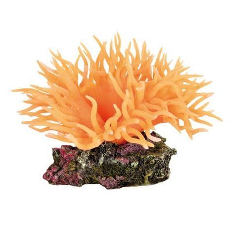 anemone de mer aquarium an 233 de mer silicone et r 233 sine d 233 cor naturel