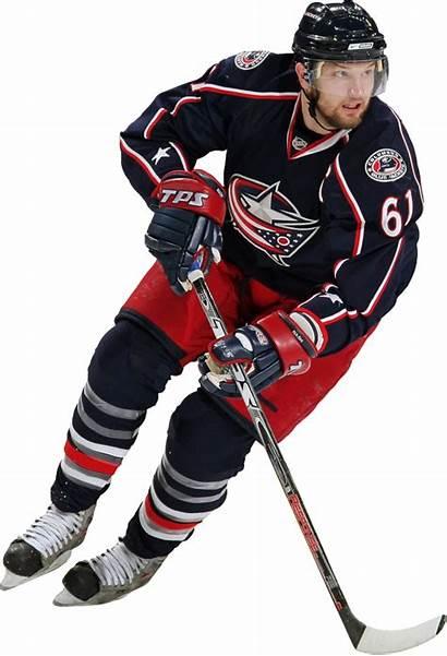 Hockey Player Rick Nash Transparent Nhl Sports
