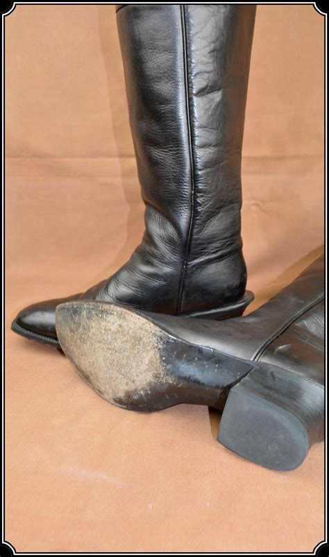 Old West Boot Size Chart