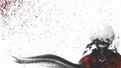 Ghoul Tokyo Kaneki Background Ken Smoke Eyes