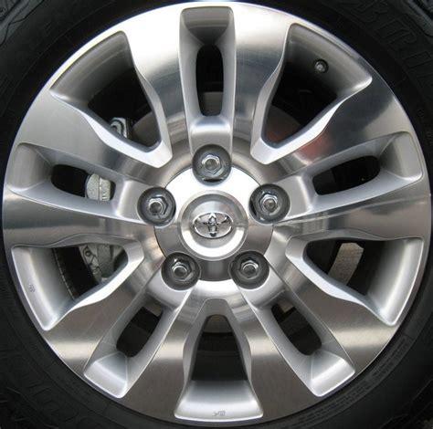 toyota tundra ms oem wheel  oem