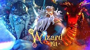 Frostcaller: Wizard101 Wallpapers