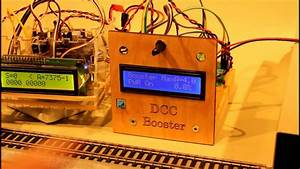 High Power Dcc Booster