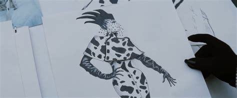 cruella drawing  dalmatians cruella de vil