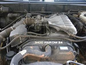 My Car Battles  Spark Plug Wires On My 02 U0026 39  Toyota 4runner