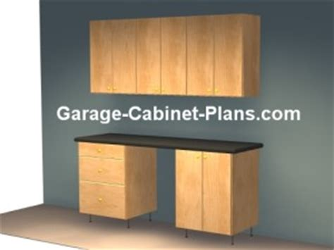 ft plywood garage cabinet plans garage cabinet plans