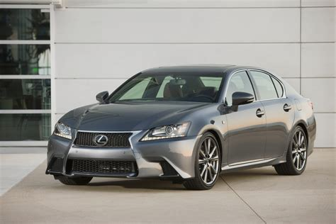 lexus bow new 2013 lexus gs with f sport package to bow at sema show