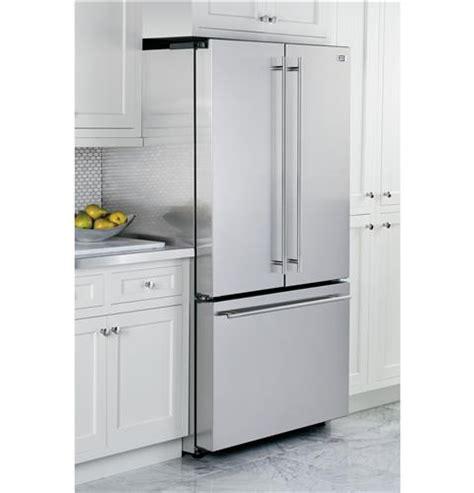 zweeshss ge monogram energy star  cu ft counter depth french door refrigerator