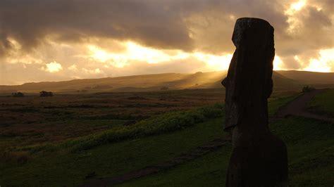 NOVA Official Website Mystery of Easter Island