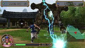 All Key Of Heaven Screenshots For PSP