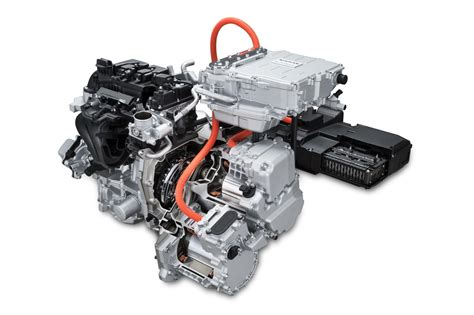 Electric Motor Engine by Nissan With Its New Electric Motor Drivetrain Driving