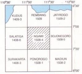 geologi regional lembar ngawi jawa timur amuzigi