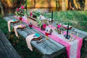 deco mariage boheme wedding tablescape inspirations reception table top ideas