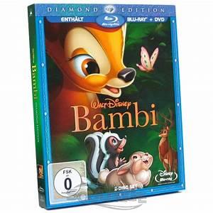 Bambi Diamond Edition Erstauflage Im Schuber Blu Ray