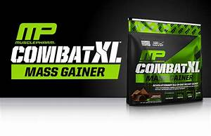 Musclepharm Combat Xl Mass Gainer At Bodybuilding Com