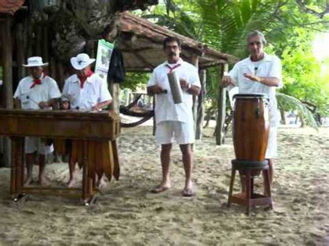 Costa rica has a rich musical history that many people don't know about. Traditional Costa Rican Music Performance @ Tortuga Island, Costa Rica - YouTube