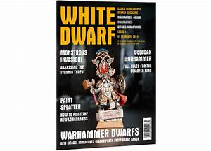 White Dwarf Changes | Runebrush's Blog