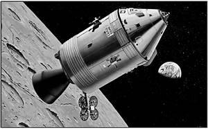 Revell 1  100 Apollo  Command Module  04831  English Color