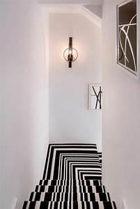 Tapis De Couloir Pas Cher : le tapis pour escalier en 52 photos inspirantes ~ Teatrodelosmanantiales.com Idées de Décoration