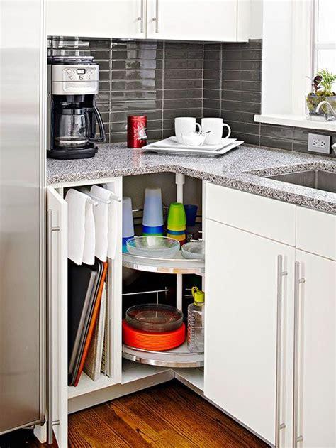 organization  storage hacks  small kitchens