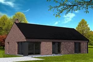 maison simple moderne yohann baheux maitre d39oeuvre With maison simple et moderne