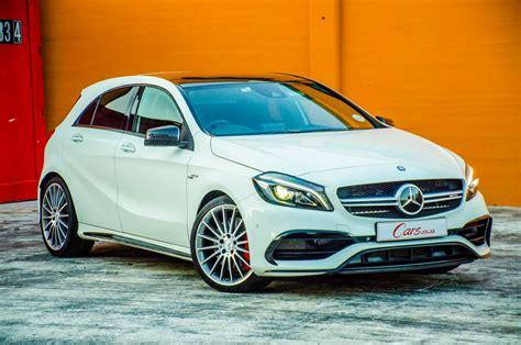 Mercedes Amg A45 4matic 2018 Review Carscoza
