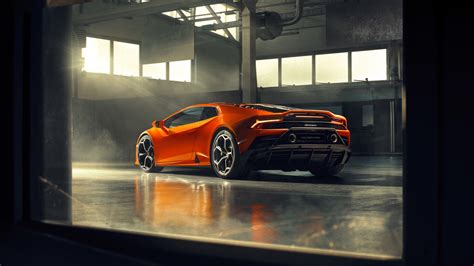 lamborghini huracan evo    wallpaper hd car