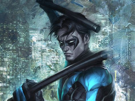 Nightwing Wallpaper And Background Image  1280x960 Id