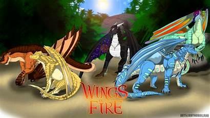 Wings Fire Rhynobullraq Deviantart Dragons Glory Starflight