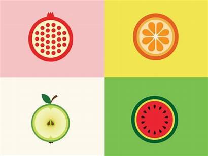 Fruits Animated Animation Dribbble