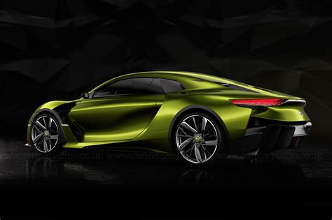 Super, Charged Ds Etense Gt Concept Revealed  Car Magazine