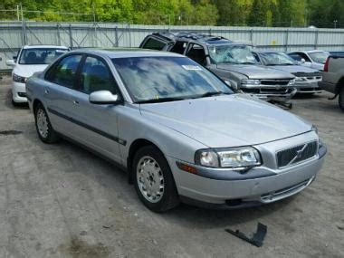 how to fix cars 2000 volvo s80 auto manual used 2000 volvo s80 car for sale at auctionexport
