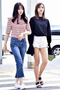 Twice Nayeon Airport Fashion - Official Korean Fashion