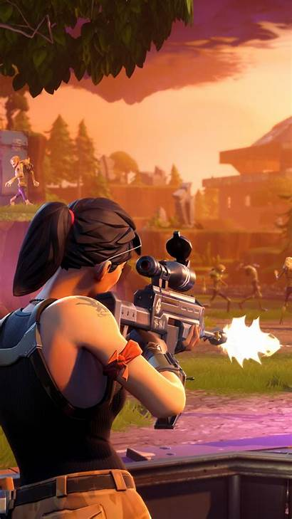 Fortnite Ps4 Resolution Gameplay Wallpapers Iphone Skin