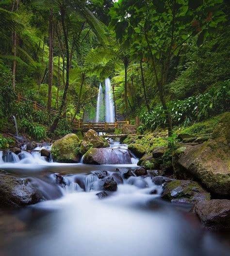 air terjun jumog surga wisata ngargoyoso karanganyar gunung