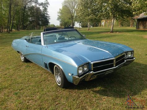 1969 Buick Skylark Convertible For Sale Pictures to Pin on ...