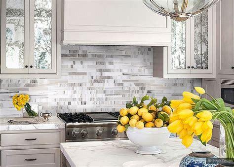 grey and white kitchen backsplash white kitchen cabinet marble countertop white gray 6955