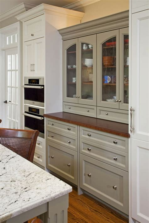 built in china cabinet 23 best images about china cabinets sideboards on