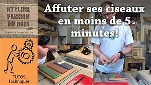 Affutage Ciseau A Bois : comment affuter ses ciseaux a bois en moins de 5 minutes ~ Dailycaller-alerts.com Idées de Décoration