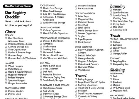 best stores to register for wedding 8 best images about wedding registry checklist on