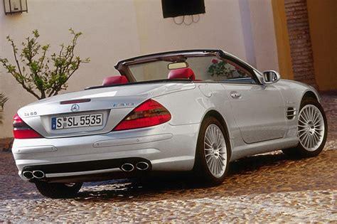 The site owner hides the web page description. Mercedes-Benz SL 55 AMG (2002) review - AutoWeek.nl